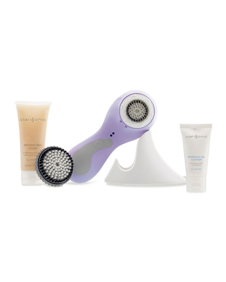 PLUS, Face & Body Sonic Cleansing, Lavender