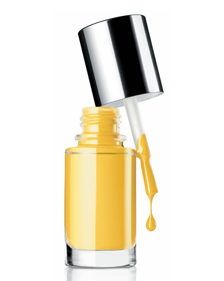 A Different Nail Enamel for Sensitive, 70 & Sunny