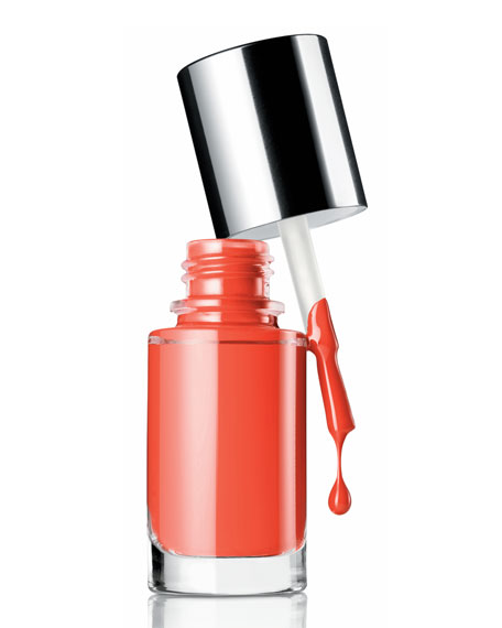 A Different Nail Enamel, Juiced Up