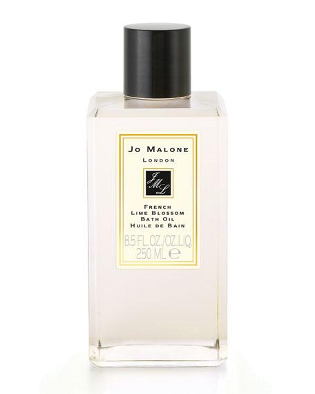 French Lime Blossom Bath Oil, 8.5 oz.