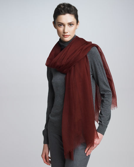 Faded Unique Stole, Amarone