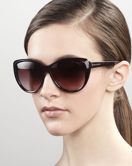 Malin Cat-Eye Sunglasses