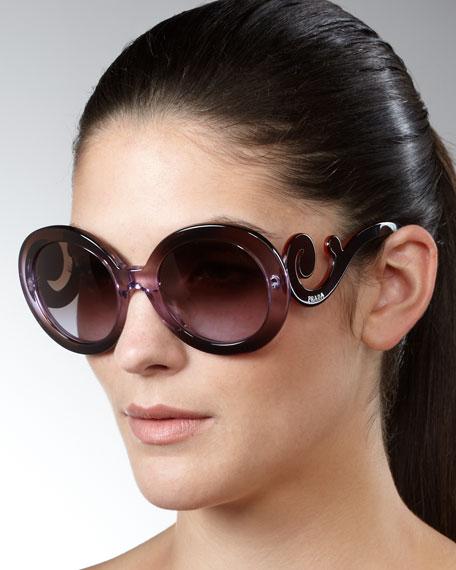 e66ea3e0de8a Prada Baroque Sunglasses