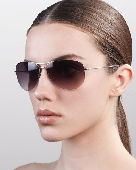Strummer Classic Aviator Sunglasses