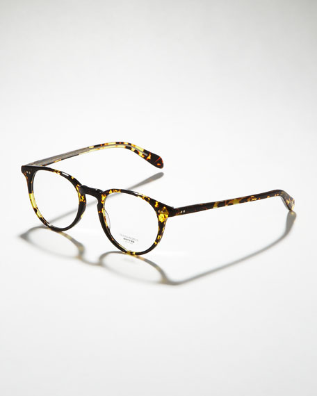 Riley Fashion Glasses, Black Tortoise