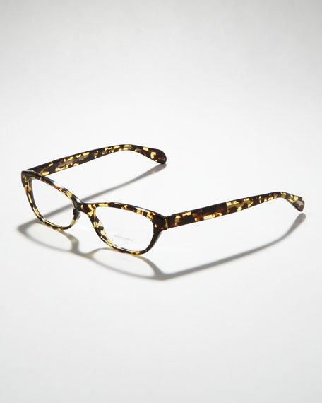 Luv Fashion Glasses, Tortoise