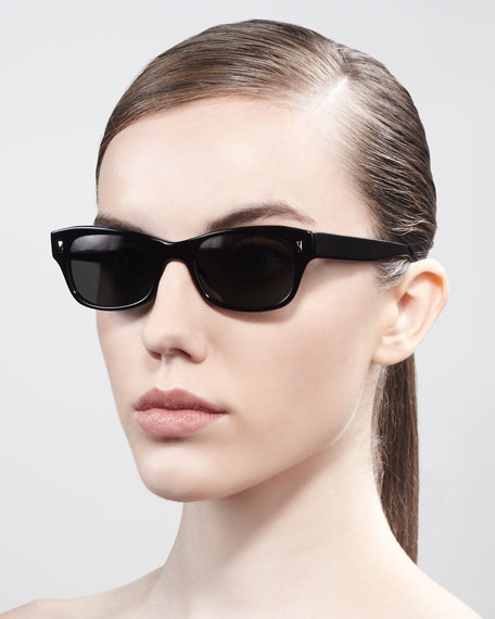Wacks Sunglasses, Black