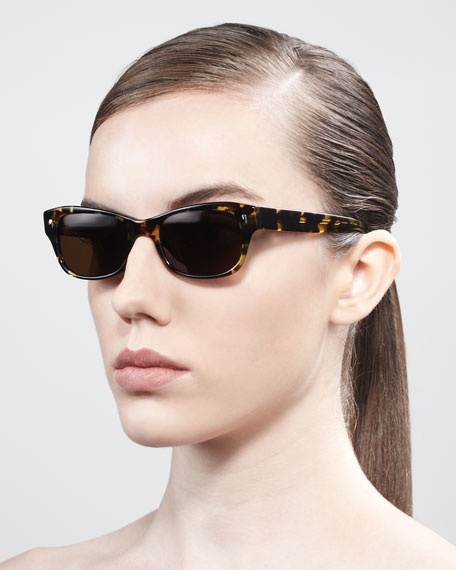 Wacks Sunglasses, Tortoise