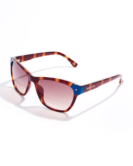 Savannah Cat-Eye Sunglasses