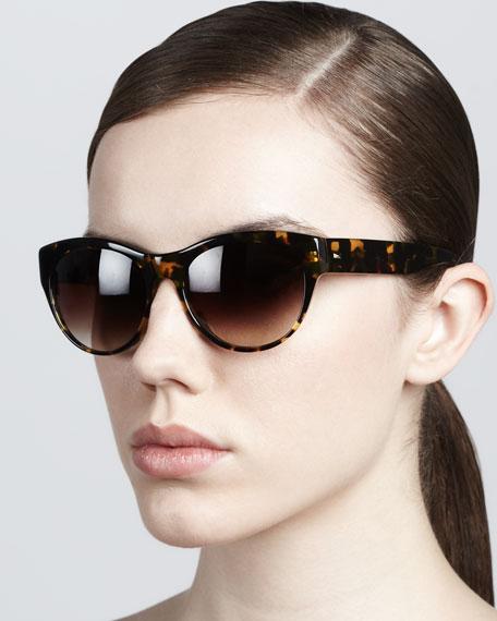 Mandee Gradient Sunglasses