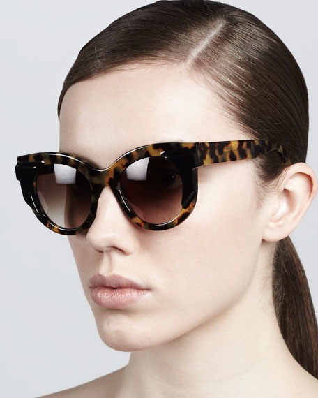 Tokyo Cat-Eye Sunglasses