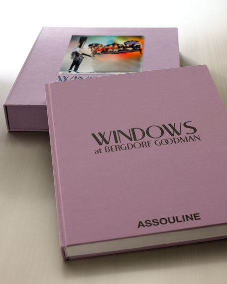 Windows of Bergdorf Goodman Book