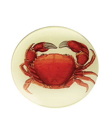 Red Crab Tray