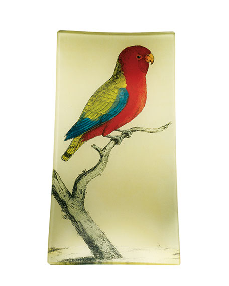 Parakeet Tray