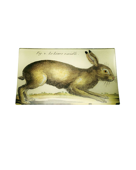 Rabbit Tray