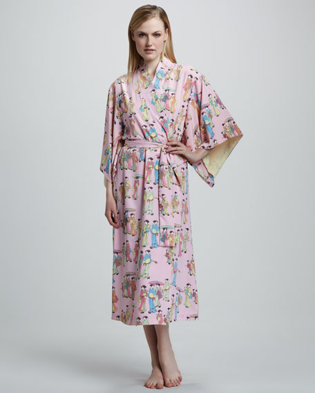 Gion Long Robe