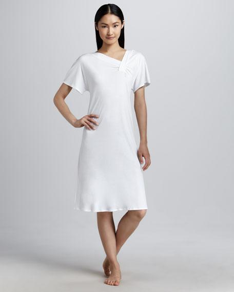 Nora Asymmetric Gown