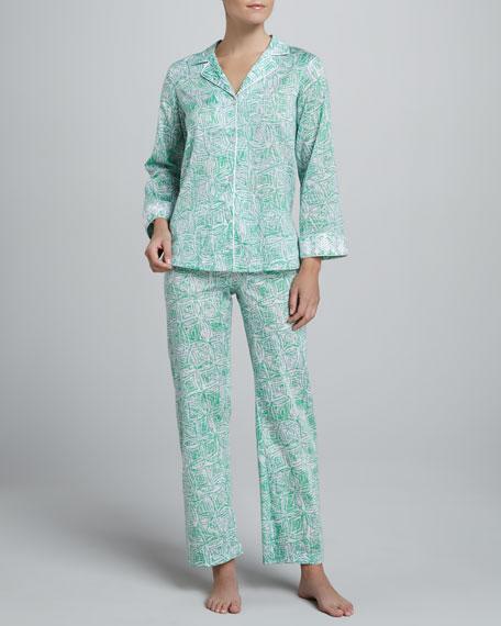 Modern Vintage Pajamas