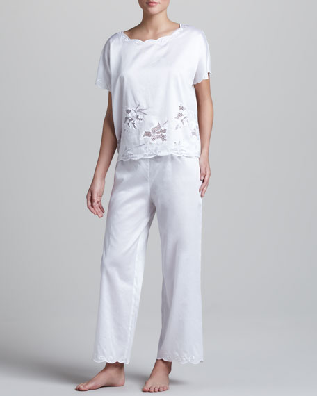 Barong Short-Sleeve Pajamas