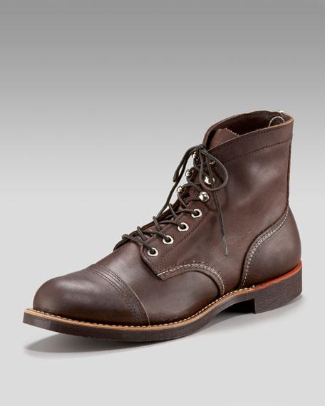Iron Ranger Boot, Amber Harness