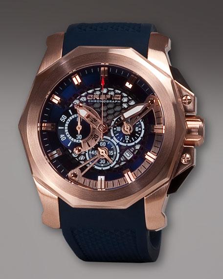 Gladiatore Chronograph, Blue