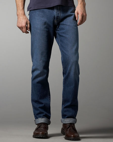 Medium-Wash Jeans
