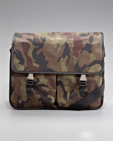 Camouflage Messenger