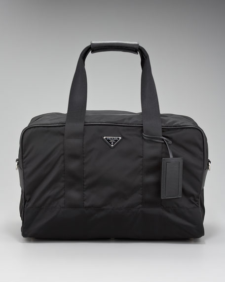 New Nylon Duffel Bag