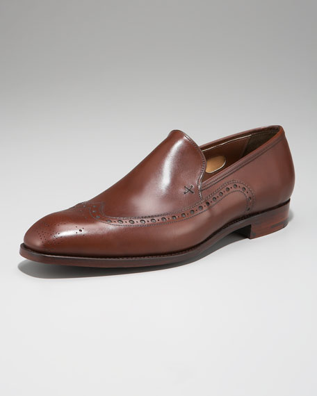 Hartwell Wing-Tip Loafer