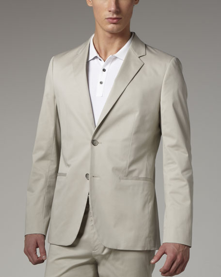 Two-Button Blazer, Seed