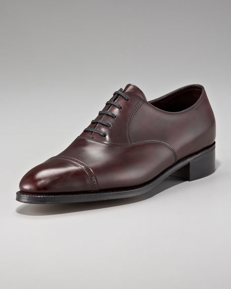 Phillip II Cap-Toe Oxford