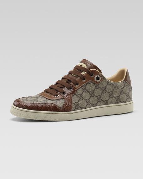 9e963adbe87 Gucci Coda Low-Top Sneaker