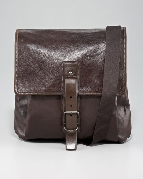 Glace Crossbody Messenger Bag