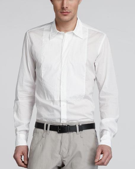 Bib-Front Shirt