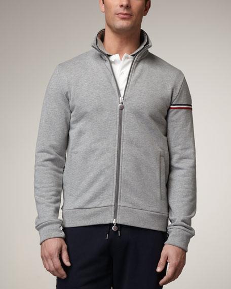 2c7f854c6 Moncler Zip Track Jacket