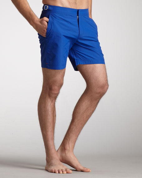 Bulldog Swim Shorts, Mazanine