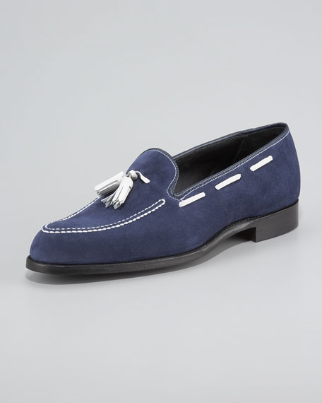 Moxham Suede Loafer