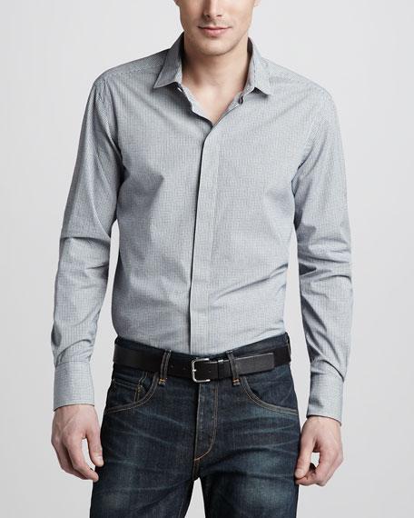 Julius Check Shirt