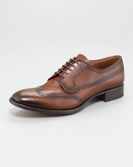 Classic Wing-Tip Oxford