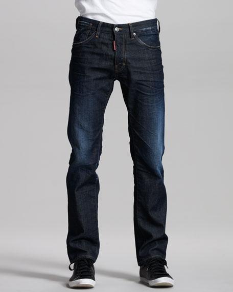 Dean Dark Blue Jeans