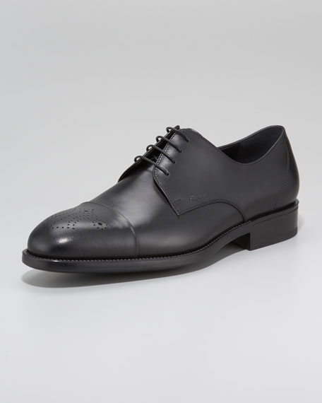 Aramix Cap-Toe Oxford