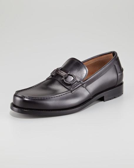 Alabama Bit Loafer, Black