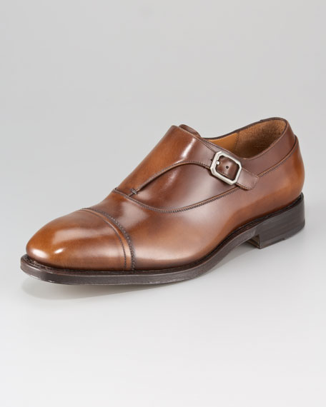 Arte Tramezza Monk Loafer