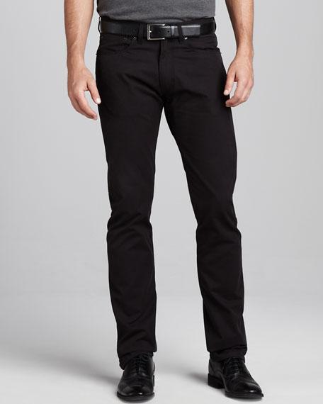 Five-Pocket Pants, RL Black