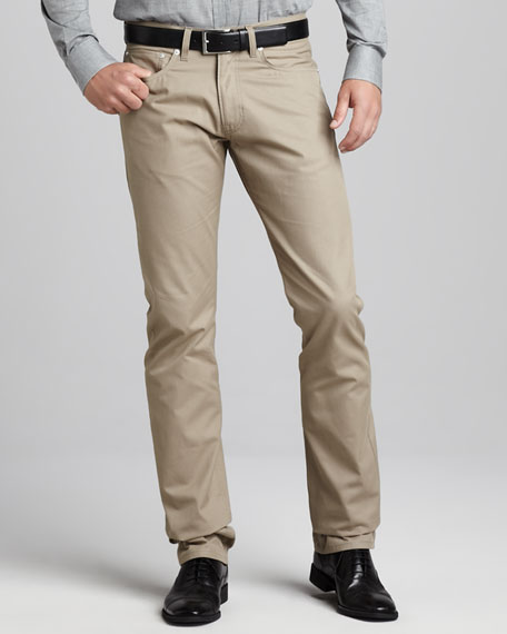 Five-Pocket Pants, Antelope