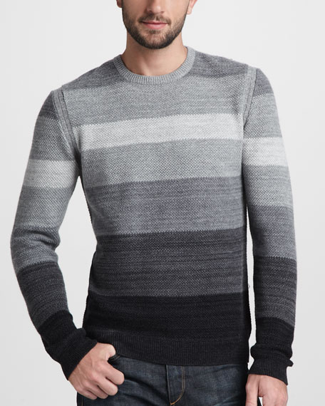 Zurich Striped Sweater