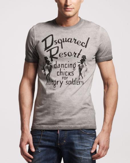 Dancing Girls Tee