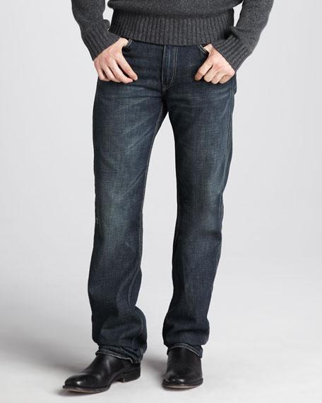 Classic Five-Pocket Jeans
