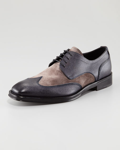 Alicante 2 Mix Wing-Tip Oxford