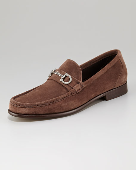 Giostra Suede Loafer